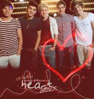One-Direction---Heart-Attack by xMarr