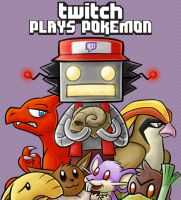 TwitchPlaysPokemon by Tikara-the-Mew