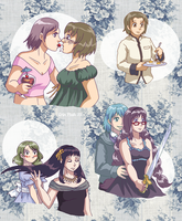 PMMM Shipping Challenge: Ensemble 3 by ErinPtah