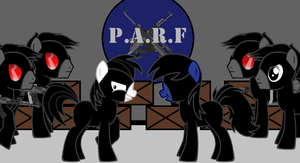 Jeff The Killer and Eyeless Jack join the P.A.R.F by Imp344