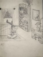 Gwen's Room by The-Lighted-Soul
