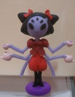 Little miss Muffet by bupiti