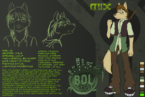 BOL: Mix Reference Sheet by Hipster-Coyote