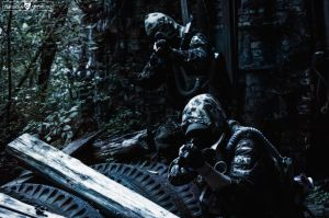 Do not move (S.T.A.L.K.E.R. cosplay) by DrJorus