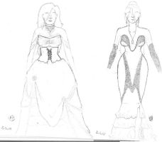 Dresses by Frickitude