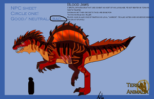 TA: Blood Jaws Reference by Asoq