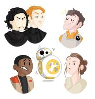 Star Wars: The Next Generation by RemnantComic
