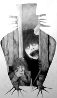 The Babadook by OreoPochi