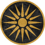 Total War: Rome 2 ~ Macedon Faction Symbol by Undevicesimus
