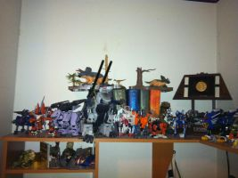 My Zoid Model Collection-Jan 2012 by pika247