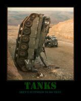 Tank Epic Fail by Onikage108