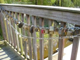 Love Padlocks by NitoryuSora