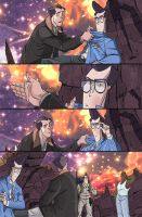 The New Ghostbusters #1 pg 16 by AndrewJHarmon