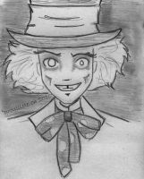 Mad Hatter by Grouillote-oh