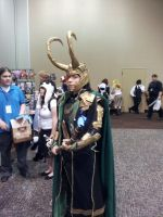 Colossalcon 2012- Loki by 22123