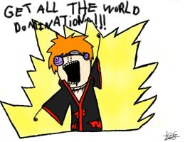 Pain-GET ALL THE WORLD DOMINATION by Kimaruuww