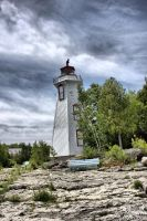 Lighthouse by TorriaMuse