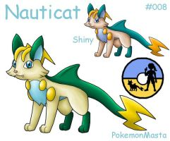 Nauticat 008 by PokemonMasta