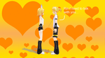 (MMD) Love you by nena-linda-pink