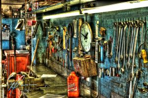Tools of a Trade by kings-ransom