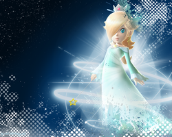 Wpr_Rosalina Wallpaper by Chivi-chivik