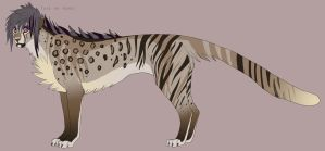Character Point Auction -Collab design- by Kitchiki