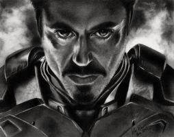 Iron Man by Kim1486