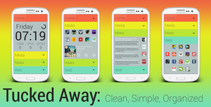 Tucked Away: Clean, Simple, Organized by mchonej