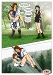 DOA5 After Tournament page 5 by Matrix2006