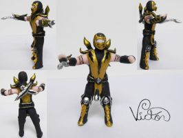 Scorpion by VictorCustomizer