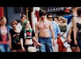 Zombie Walk 11 by BiggieShorty