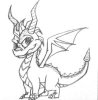 Classic Spyro Legend Style by afeerry6890-54