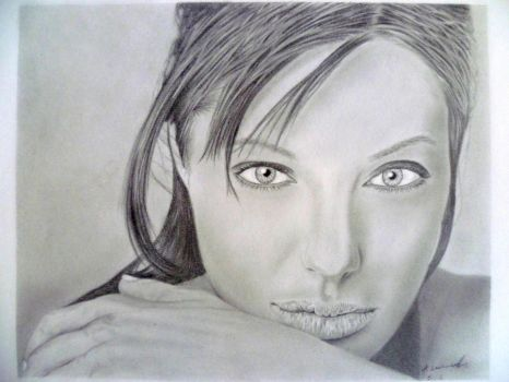 Angelina Jolie by Gough83