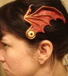 Imp Barrette by missmonster