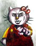 Kitty's Bizarre Adventures by McwitherzBerry