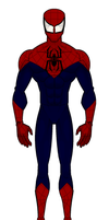 Spidey Suit Concept by SplendorEnt