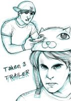 Taken 3 - TRAILER (Smosh) by VulpesLunaris