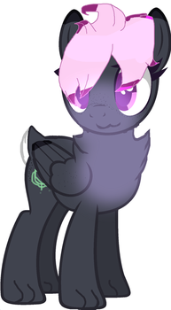 Hmm idk what to name her by SnowShyPlaysDev