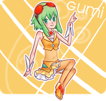 It's Gumi by Sarucho