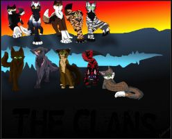 ~.:The Clans:.~ pt 4 by Claw-kit