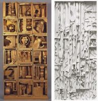 louise nevelson by marvinsafro