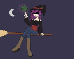 Wicked Witch of the South .:colored:. by NerdINC12