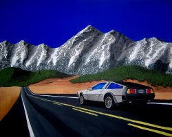 DeLorean 12 - Front Range by DeloreanREB