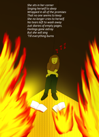 41. Everything Burns by FallenAngelAerith