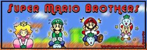 Super Mario Brothers by akane-no-Hime