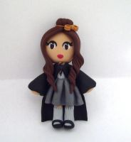 Ravenclaw Figurine by alternativeicandy