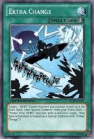 Extra Change (MLP): Yu-Gi-Oh! Card by PopPixieRex