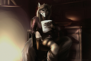 Reader Mail by BlackthornPubl