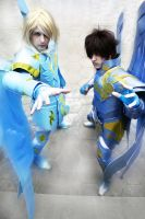 Saint Seiya Cosplay by brunolaiho