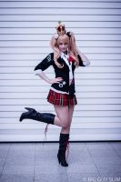 Super High School Level Despair by JustPeachyCosplay